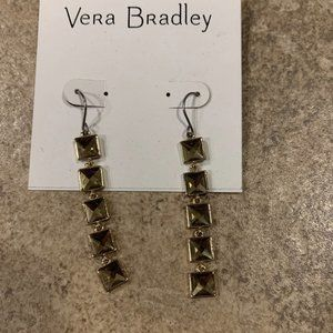 vera bradley earrings